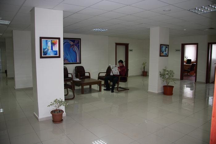 Bekleme Salonu