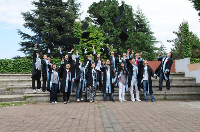 2010-2011 Mezuniyet Töreni
