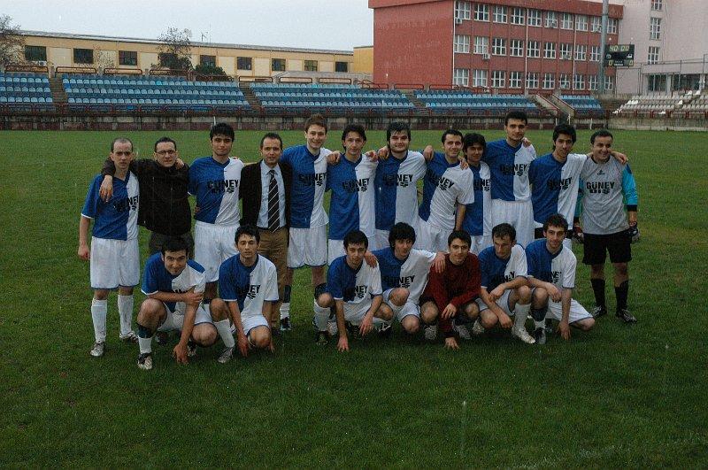 Öğrenci Futbol Takımımız