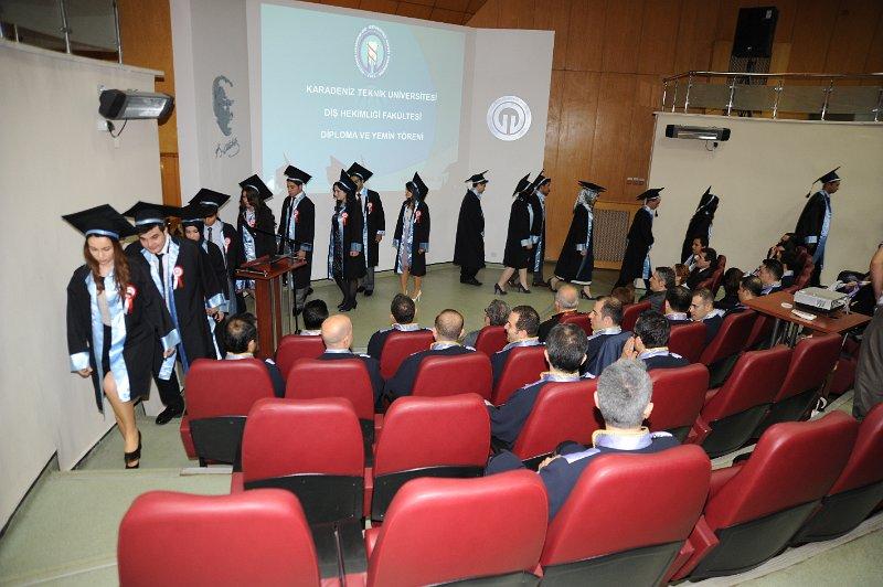 2011-2012 Mezuniyet Töreni