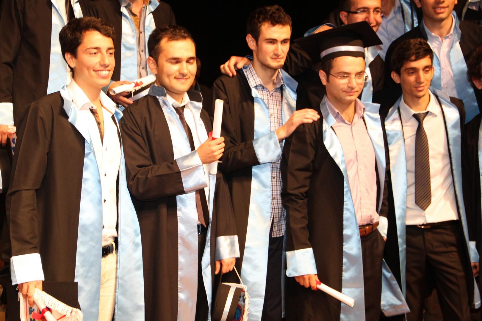 2013-2014 Mezuniyet Töreni