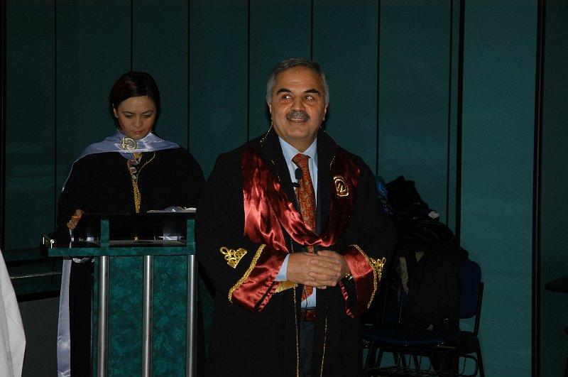 2009-2010 Önlük Giyme Töreni