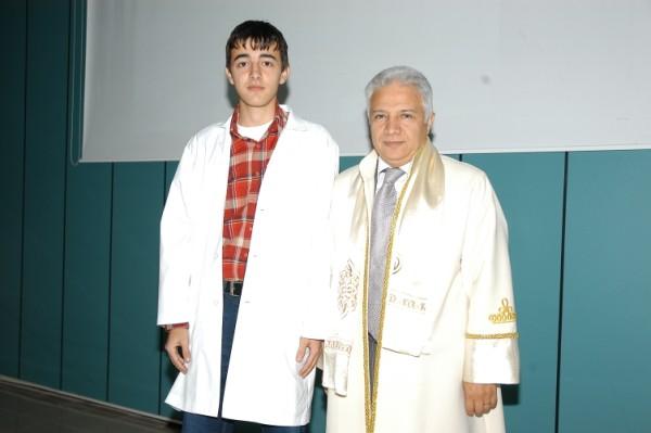 2006-2007 Önlük Giyme Töreni