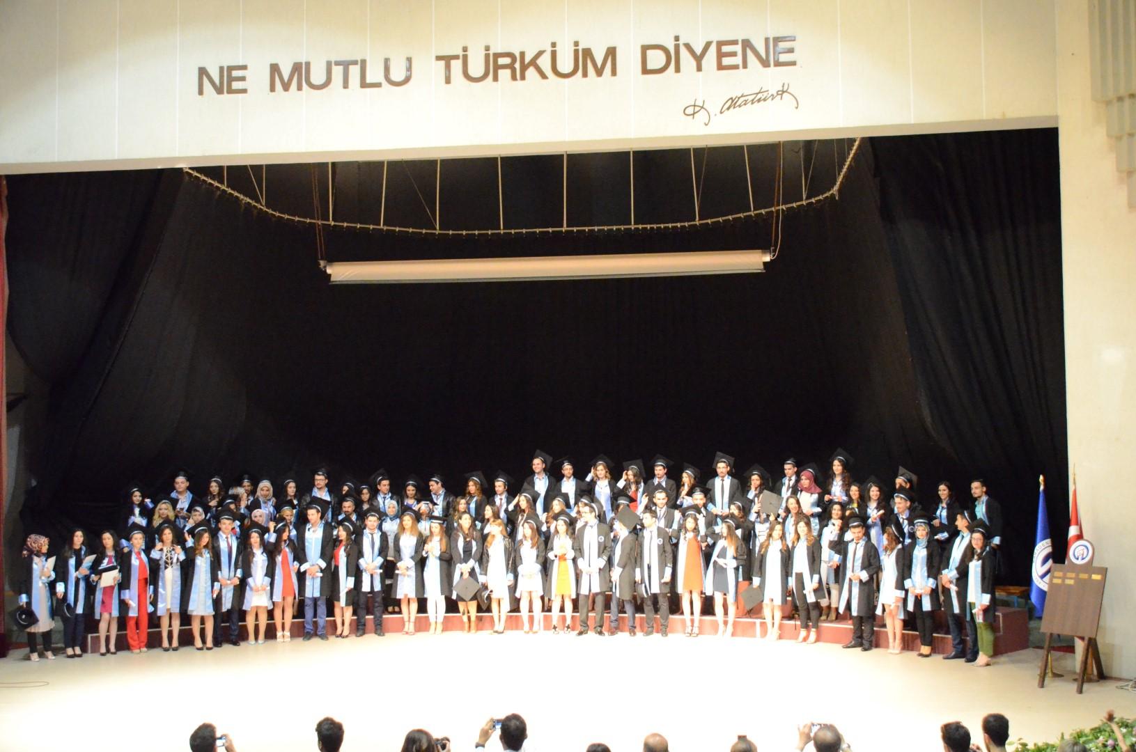 2015-2016(6.Dönem) Mezuniyet Töreni