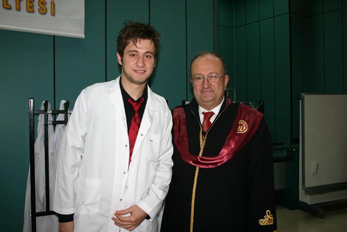 2007-2008 Önlük Giyme Töreni