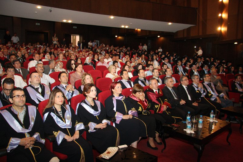 2012-2013 Mezuniyet Töreni