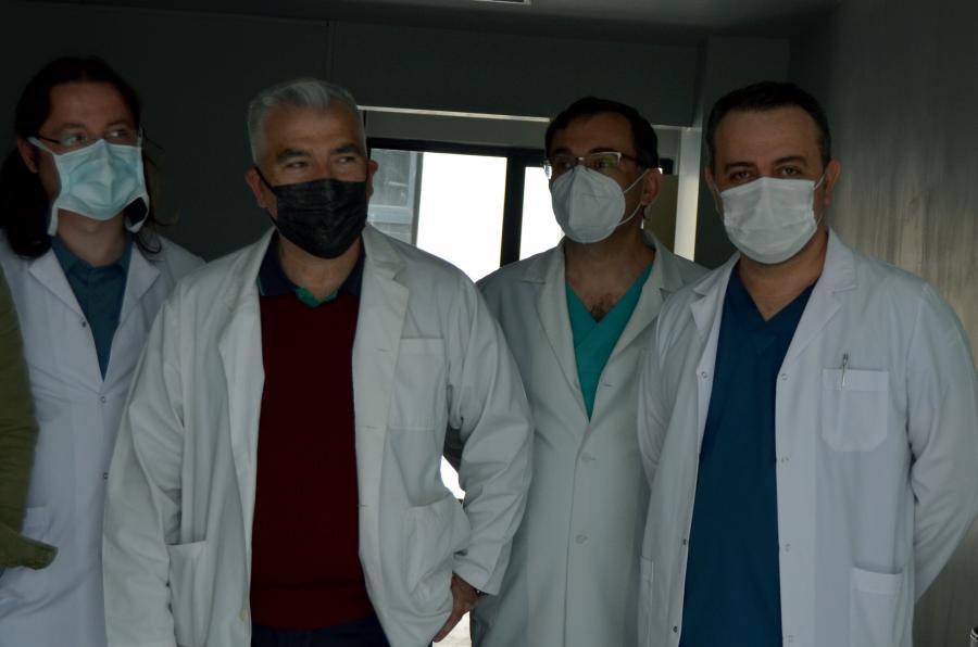 Fatih Çolak & Þükrü Ulusoy & Serdar TÜRKYILMAZ & Ýlke Onur Kazaz