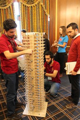 Amerikan EERI Enstitüsü 12. Depreme Dayanıklı Yapı Tasarımı Yarışması