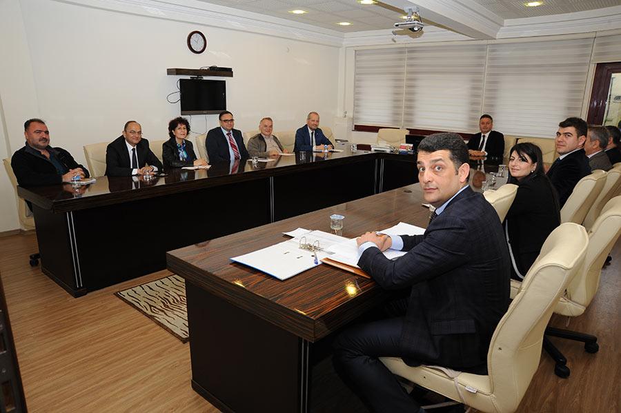 Trabzon İli Turizm Toplantısı