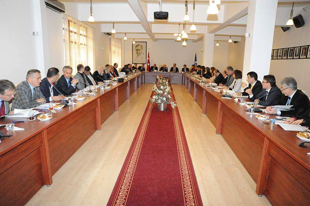 Trabzon Kamu Kurumları Toplantısı