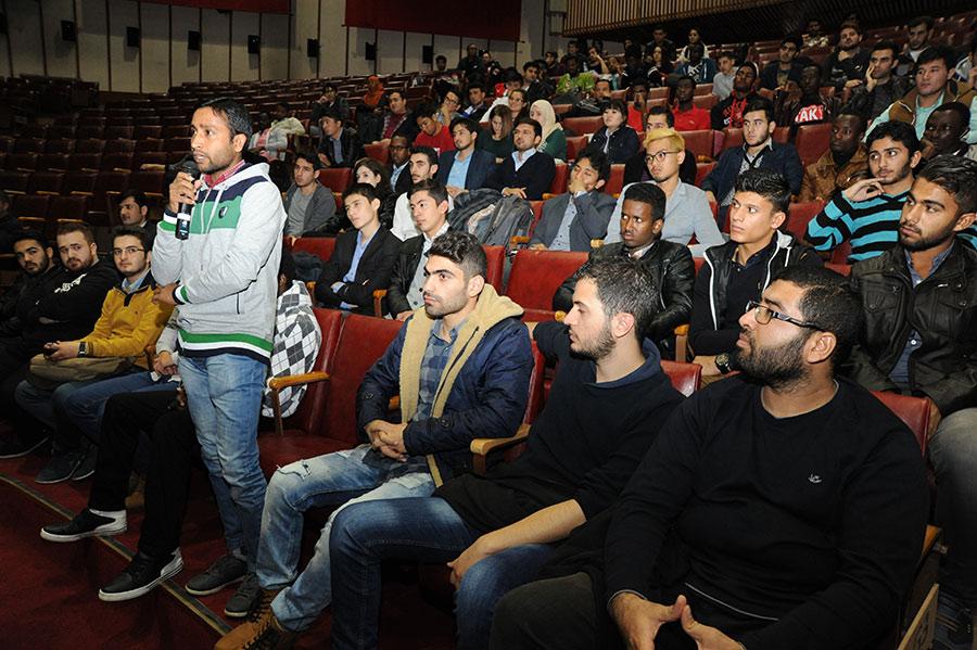 Öğrenci Kulüpleri Toplantısı