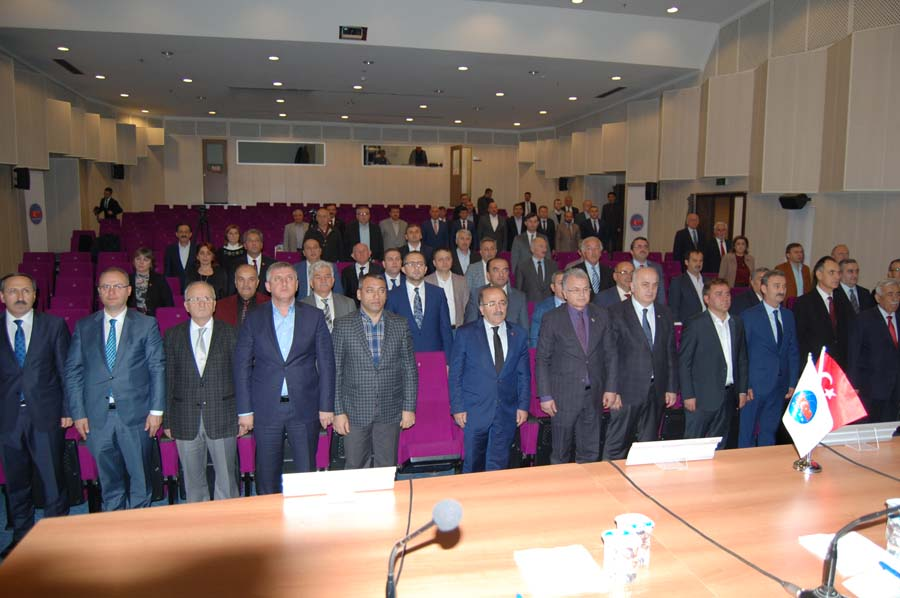 Belediyeler Birliği Toplantısı
