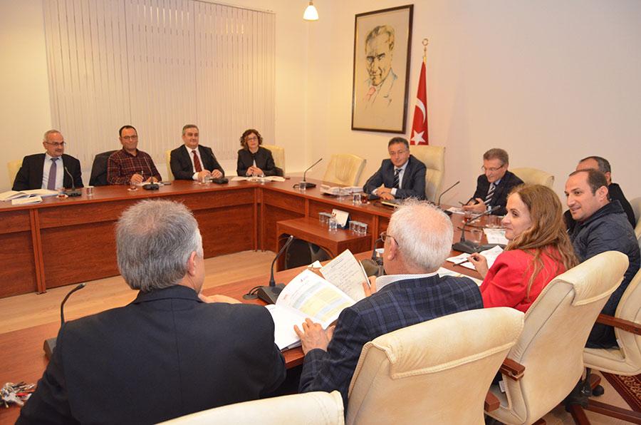 Kalite Komisyonu Toplantısı 01.12.2016