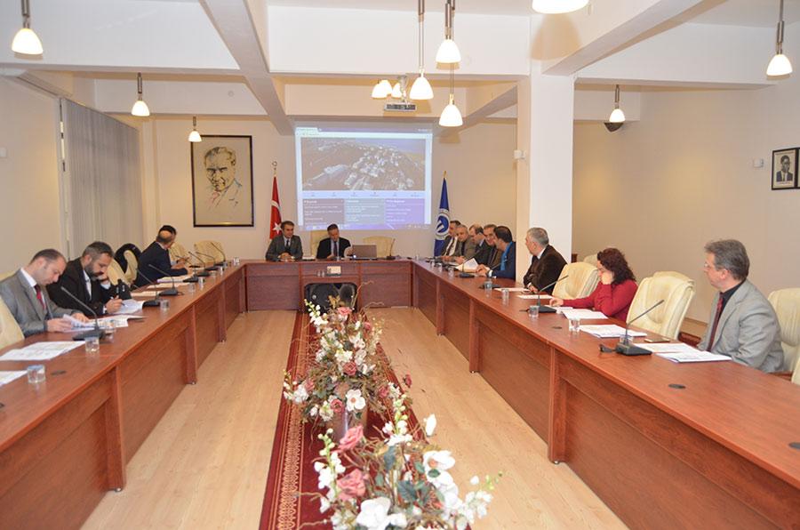 14.12.2016 Uygulama Araştırma Merkezleri Toplantısı