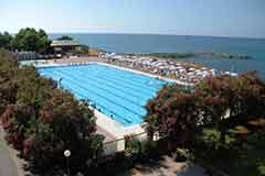 KTÜ Olimpik Yüzme Havuzu