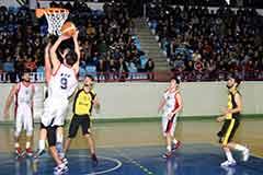 Hasan Polat Kapalý Spor Salonu