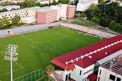 KTÜ Futbol Sahasý