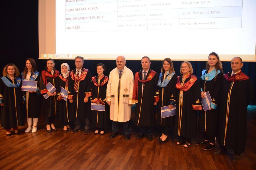 Doktora Diploma Töreni