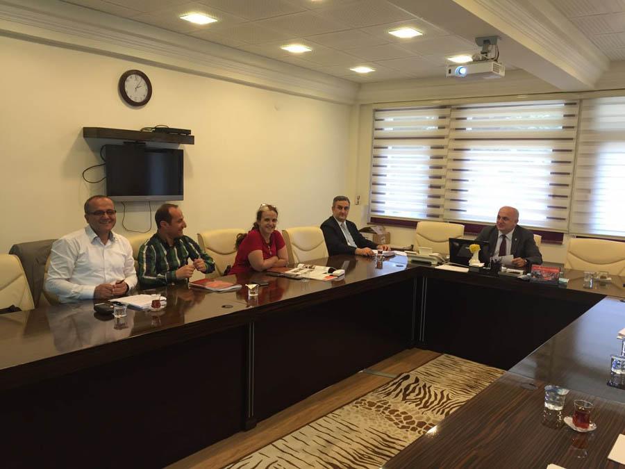 Kalite Komisyonu Toplantısı